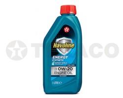 Масло моторное Havoline Energy 0W-20 A1/B1 (1л)
