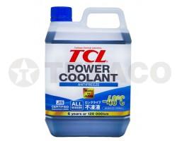 Антифриз TCL POWER COOLANT -40C синий (2л)