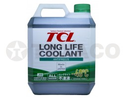 Антифриз TCL LLC -40C зеленый (4л)