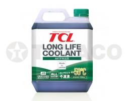 Антифриз TCL LLC -50C зеленый (4л)