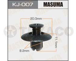 Клипса автомобильная MASUMA KJ-007