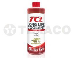 Антифриз TCL LLC -40C красный (1л)