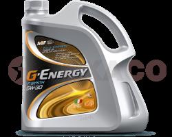 Масло моторное G-Energy F Synth 5W-30 SM/CF A3/B4 (4л)