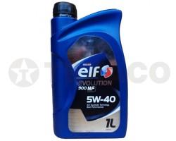 Масло моторное Elf Evolution 900 NF 5W-40 SL/CF (1л)