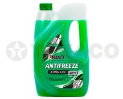 Антифриз ROLF LONG LIFE GREEN G11 (5л) зеленый