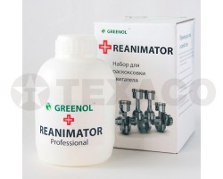 Набор для раскоксовки двигателя GREENOL REANIMATOR (450мл)