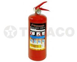 Огнетушитель порошковый ОП-2 с манометром (2кг)