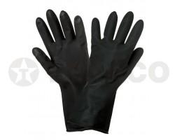 Перчатки AIRLINE латексные защитные AWG-LS-10