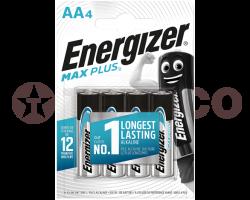 Батарейка ENERGIZER AA4/LR6 MAX PLUS