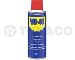 Смазка проникающая WD-40 (200мл)