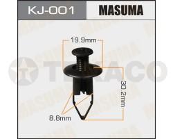 Клипса автомобильная MASUMA KJ-001