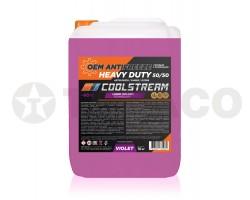 Антифриз COOL STREAM HEAVY DUTY 50/50 ASTM6210 -40 розовый (10кг)