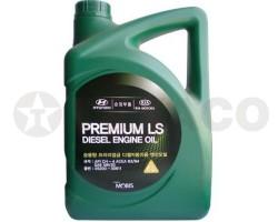 Масло моторное HYUNDAI PREMIUM LS DIESEL 5W-30 SAE CH-4/B3-B4 (6л)