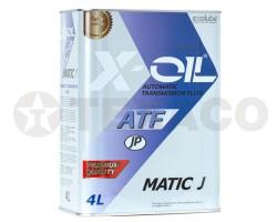 Жидкость для АКПП X-OIL ATF MATIC J (4л)