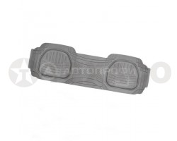 Коврик AUTOPROFI TRANSFORM термопласт задний длинный MAT-003 BE/GY