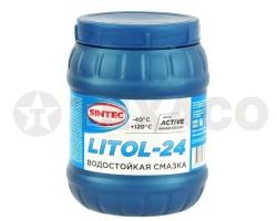 Смазка пластичная SINTEC Литол-24 (800гр)