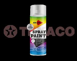 Краска-спрей AIM-ONE лак глянцевый (450мл)