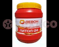 Смазка ДЕВОН Литол-24 (800г)