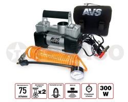 Компрессор автомобильный AVS (75л) KS750D