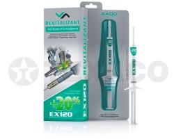 XADO Revitalizant EX120 для топливной аппаратуры и систем впрыска (8мл)