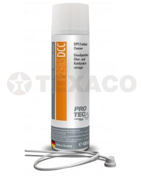 Очиститель сажевого фильтра и катализатора PRO TEC  (400мл)