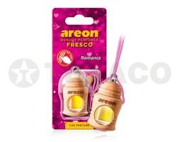 Ароматизатор AREON FRESCO Romance (4мл)