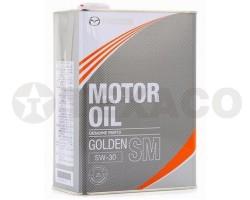 Масло моторное MAZDA Golden SM 5W-30 (4л)