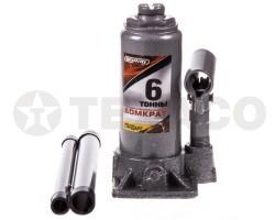 Домкрат SKYWAY гидравлический бутылочный 6т стандарт 175-345мм (коробка) S01804024