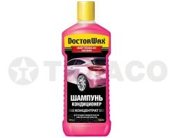 Автомобильный шампунь-кондиционер DOCTOR WAX концентрат (300мл)