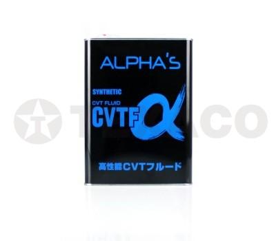 Жидкость для вариатора ALPHA'S CVTF SYNTHETIC (4л)