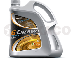 Масло моторное G-Energy F Synth 5W-40 SN/CF A3/B4 (4л)