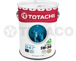 Масло моторное TOTACHI Eco Diesel 5W-30 CI-4/CH-4/SL (20л) полусинтетика