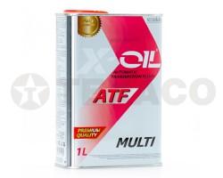 Жидкость для АКПП X-OIL ATF MULTI (1л)