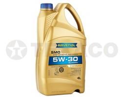 Масло моторное RAVENOL SMO 5W-30 SN/RC GF-5 (4л)