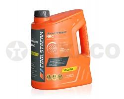 Антифриз COOL STREAM NRC -40 желтый (5кг)
