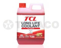 Антифриз TCL LLC -40C красный (2л)