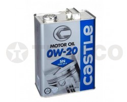 Масло моторное CASTLE 0W-20 SP/GF-6A (4л)