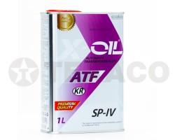 Жидкость для АКПП X-OIL ATF SP-IV (1л)