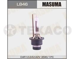Автолампа MASUMA D4R 6000K 35W (ксенон)