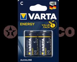 Батарейка VARTA LR14-BL2