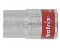 Головка торцевая MATRIX 14 мм 12-гранная 1/2