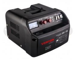 Пуско-зарядное устройство VERTON Energy ПЗУ-120 12/24В 20-400Ач/3.6кВт