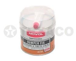 Шпатлевка NOVOL BAMPER-FIX для пластика (0,5кг)