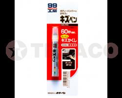 SOFT 08060 Карандаш для заделки трещин серый KIZU PEN BP-60 (60мл)