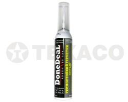 Герметик силиконовый термостойкий серый DoneDeaL (226г)