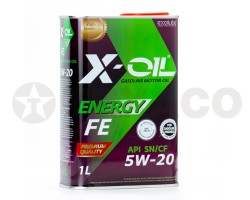 Масло моторное X-OIL Energy FE 5W-20 SN/CF (1л)