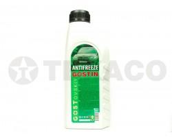 Антифриз ГОСТовский -40 зеленый (1кг)