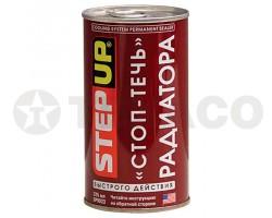 Стоп-течь радиатора быстрого действия STEPUP (325мл)