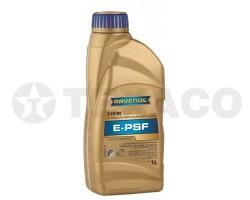 Жидкость для ГУР RAVENOL E-PSF Fluid (1л) синтетика
