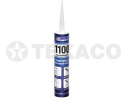 Герметик ABRO MASTERS силиконовый прозрачный (310мл) SS-1100-CLEAR